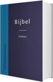 Bijbel met Psalmen in hardcover (HSV) 8,5 x 12,5 cm