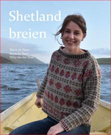 Haan, Marja de - Shetland breien