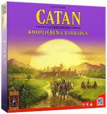 Catan - Kooplieden en barbaren
