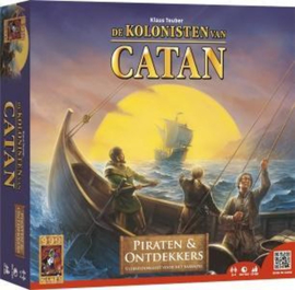 Catan - Piraten en ontdekkers