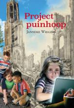 Wiegers, Janneke - Project puinhoop