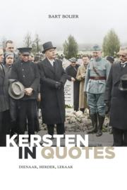 Bolier, Bart - Kersten in quotes