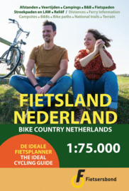 Eberhardt, J.F.G. - Fietsland Nederland