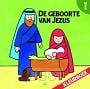 Boggelen, Ellen van - De geboorte van Jezus kleurboek