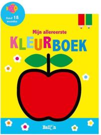 Mijn allereerste kleurboek, Appel