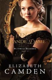 Camden, Elizabeth - Een Grande Dame