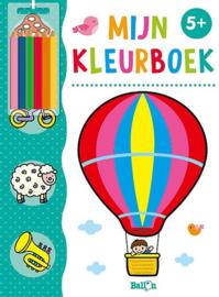 Mijn kleurboek. Luchtballon 5+