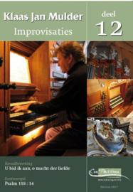 Mulder, Klaas Jan - Improvisaties (deel 12)