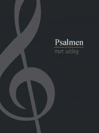 Psalmen met uitleg - Zwart