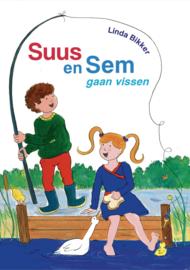 Bikker, Linda - Suus en Sem gaan vissen
