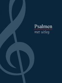Psalmen met uitleg - Blauw