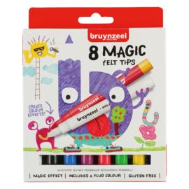 Bruynzeel Kids Magische Stiften 8st.