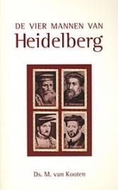 Kooten, ds. M. van - De vier mannen van Heidelberg