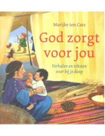 Cate, Marijke ten - God zorgt voor jou (blauw)