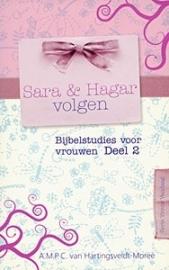 Hartingsveldt - Moree, A.M.P.C. van  -  Sara en Hagar volgen