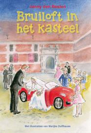 Besten, Janny den - Bruiloft in het kasteel