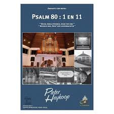 Heykoop, Pieter - Andante con moto Psalm 80 vers 1 en 11 (klavarscribo)