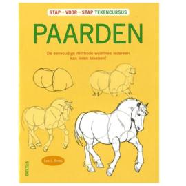 Stap voor stap tekencursus - Paarden
