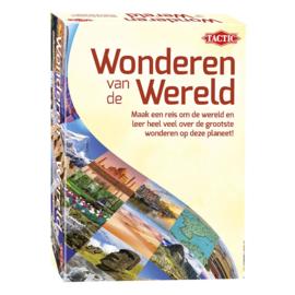kaartspel - Wonderen van de wereld