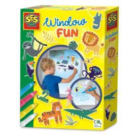 Window Fun - Jungle