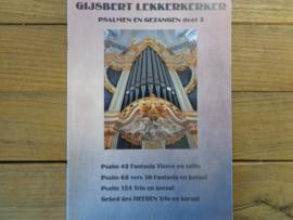 Lekkerkerker, Gijsbert - Psalmen en gezangen deel 2