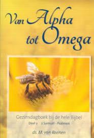 Reenen, Ds. M. van - Van Alpha tot Omega 2