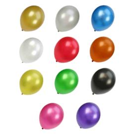 Metallic Ballonnen - 100st.