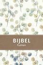 HSV Bijbel met psalmen hardcover blaadjes