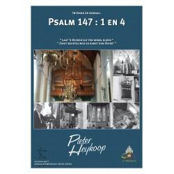 Heykoop, Pieter - Intrada en koraal Psalm 147 vers 1 en 4 KLAVARSCRIBO