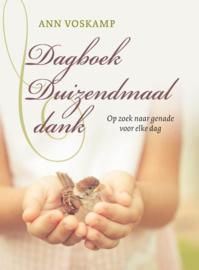 Voskamp, Ann - Dagboek duizendmaal dank