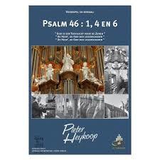 Heykoop, Pieter - Voorspel en koraal Psalm 46 vers 1,4 en 6 (klavarscribo)