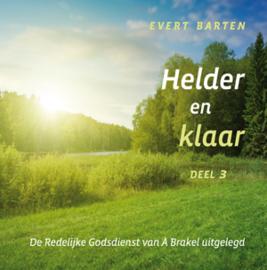 Barten, Evert - Helder en klaar dl.3