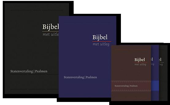 Bijbel met uitleg