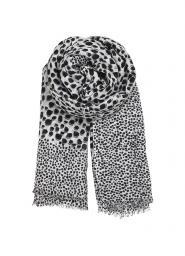 Beck Sondergaard sjaal - Scratchy dots