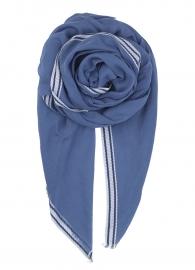 Beck Sondergaard sjaal- Petra blauw