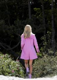 Ilse Jacobsen jas roze