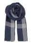 Beck Sondergaard sjaal blauw- W-Aysi