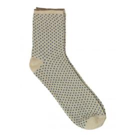 Beck Sondergaard sokken - zilver stip