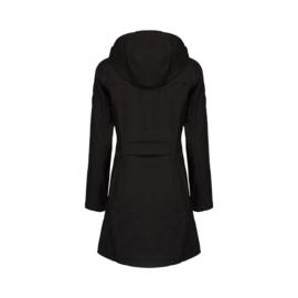 Ilse Jacobsen jas - zwart zand