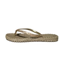 Ilse Jacobsen slippertjes - zand