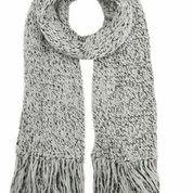 Maya sjaal - grijs
