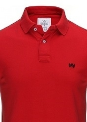 Kronstadt polo - rood