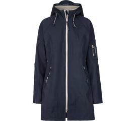 Ilse Jacobsen jas special edition - blauw grijs RAIN 37