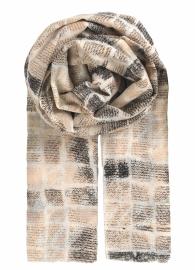 Beck Sondergaard sjaal - W-Nomusa  dusty rose