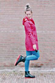 Ilse Jacobsen jas - rood