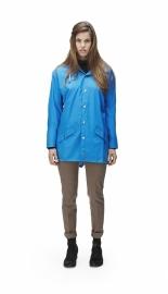 RAINS 3/4 jas - jacket blauw