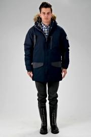 Arctic Explorer jas - blauw