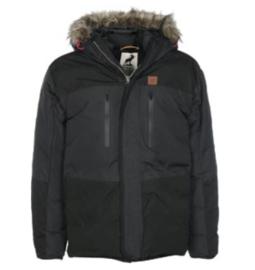 Fat Moose winterjas - zwart