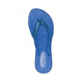 Ilse Jacobsen slippertjes - blauw