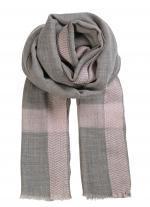 Beck Sondergaard sjaal grijs- W-Aysi